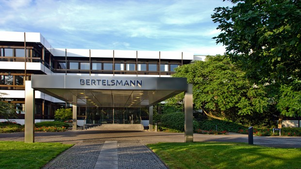 Bertelsmann corporate headquaters