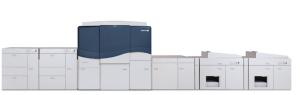 The Xerox iGen 5 press.