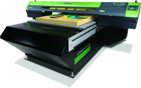 Roland DGA VersaUV LEJ-640FT flatbed UV printer
