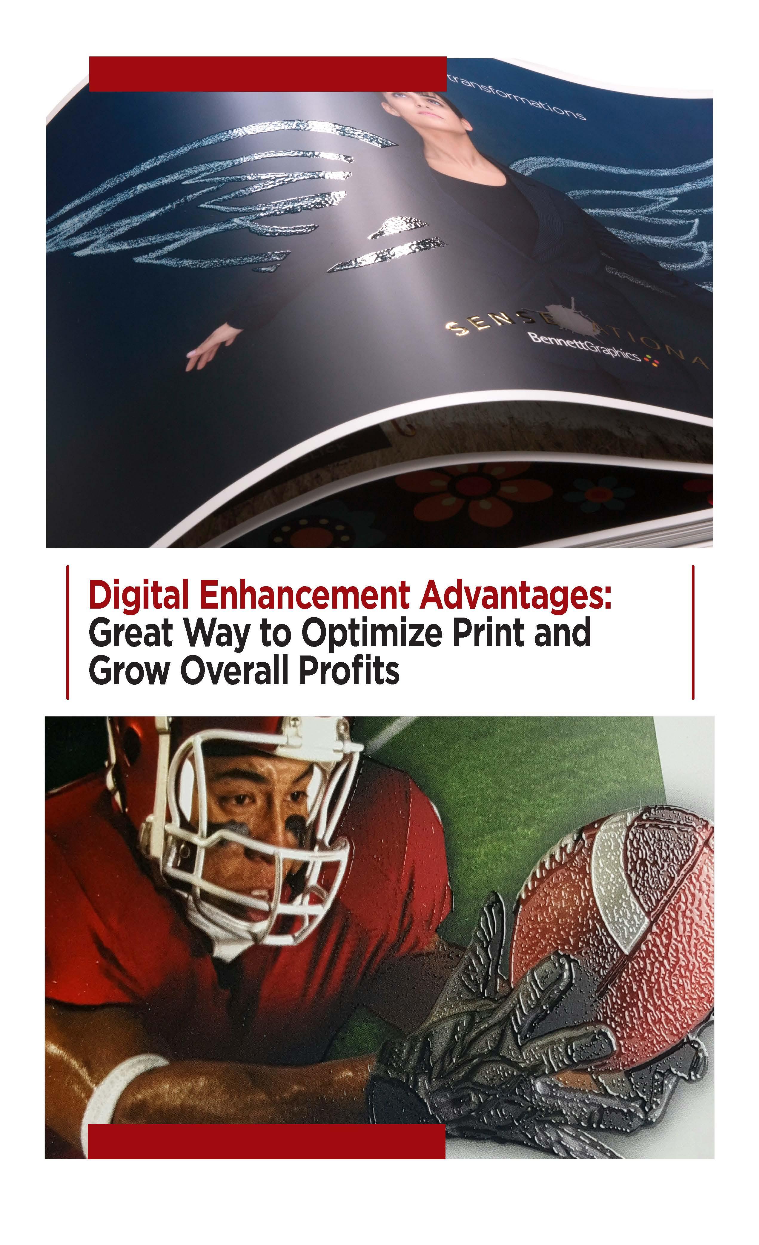 Digital Enhancement Advantages Printing Impressions