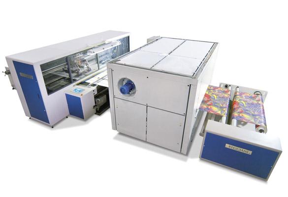 Reggiani ReNOIR Compact - Dye Sublimation Paper Transfer Solution.