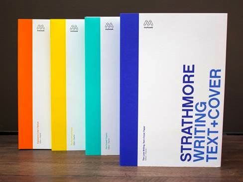 The Strathmore swatchbook has been designed to make the paper specification process clearer, easier and more inspirational.