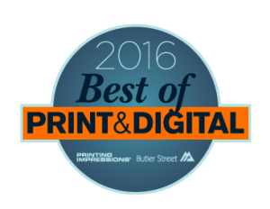 2016 Best of Print & Digital