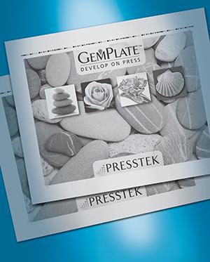 Presstek GemPlate