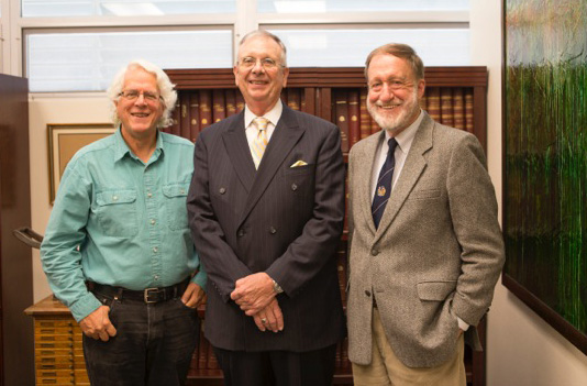 Brian Lawler, Ray Prince, Gary Field