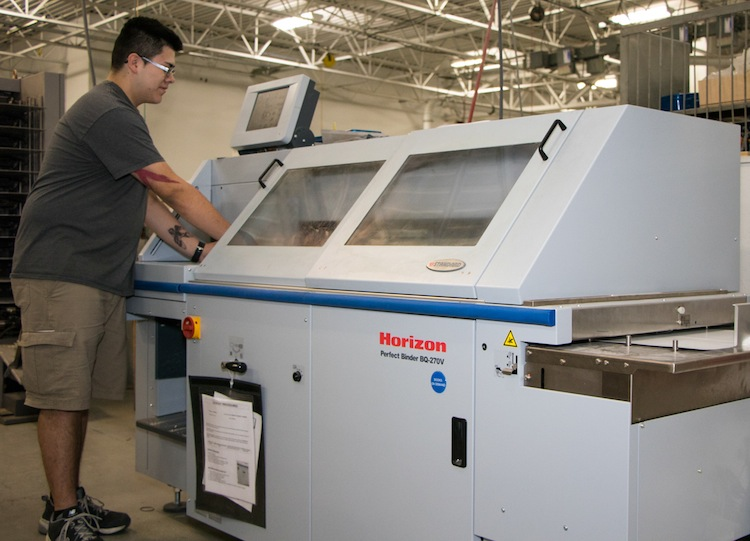 three printers share the benefits of adding digital finishing equipment