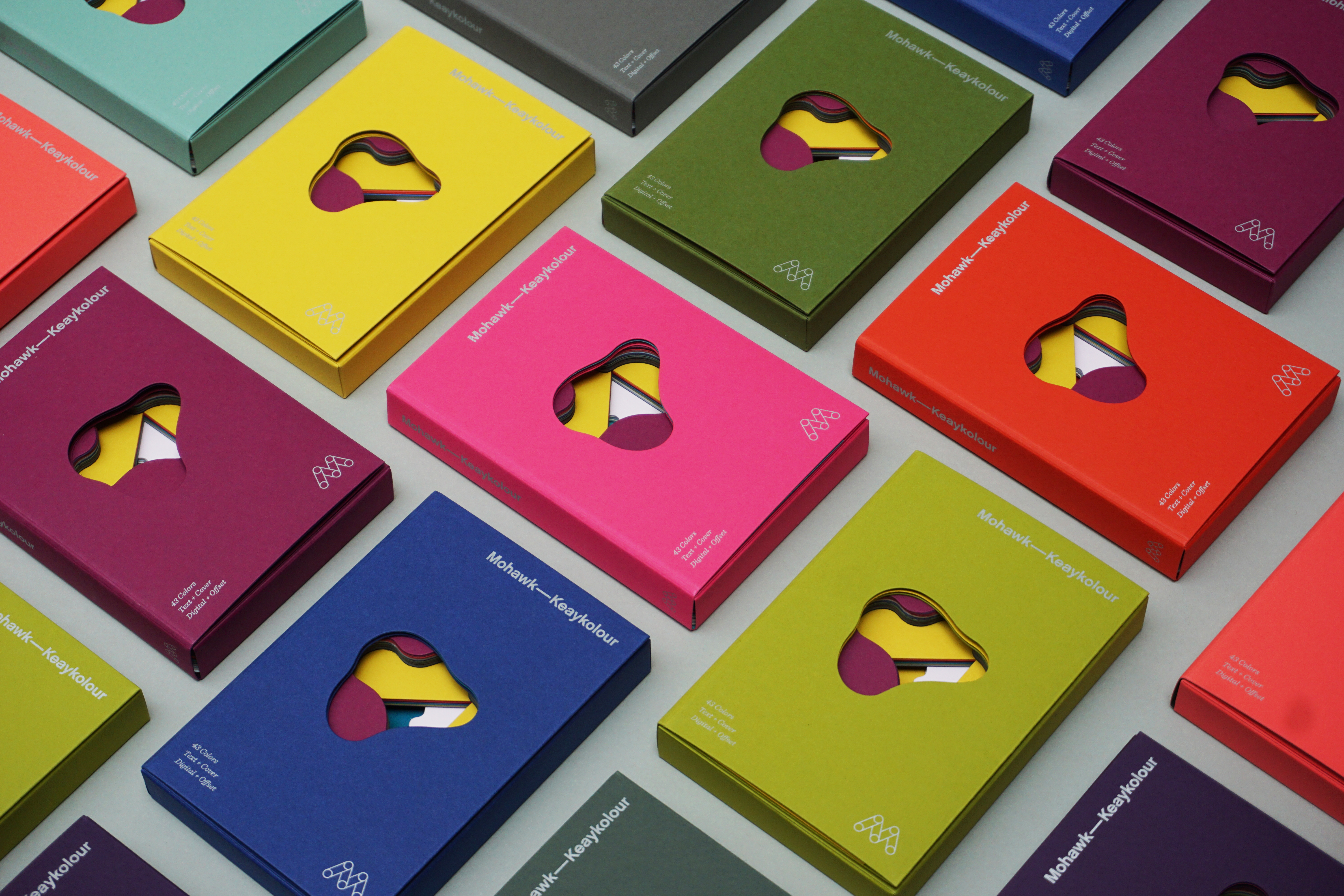 Mohawk To Distribute 43 New Colored Papers From Arjowiggins Creative