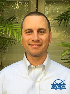 Ryan Scott, director of sales, Sweda Company LLC