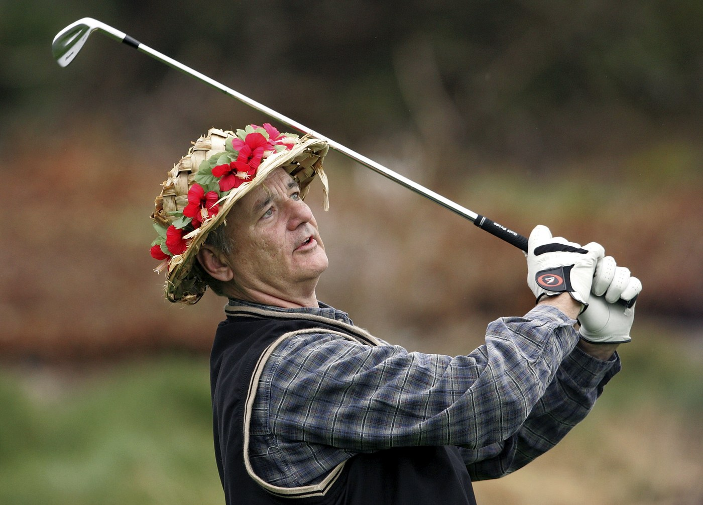 Bill Murray Launches Line Of Golf Apparel Promo Marketing