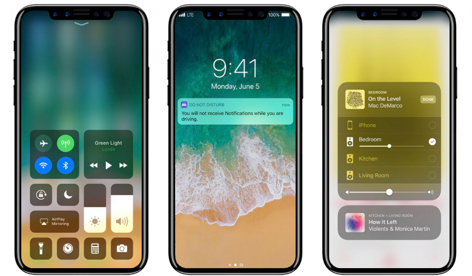 Forbes Published These Images Of What Likely Will Be The IPhone 8 Image Via