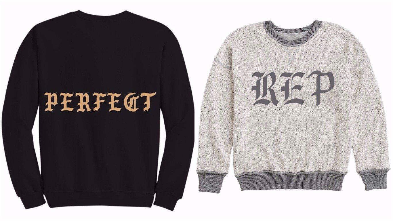 Taylor Swift's New Merchandise Line Looks A Lot Like Kanye's1366 x 768