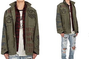 Barneys Antifa Jacket